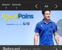 TV 411: Royal Pains is back!